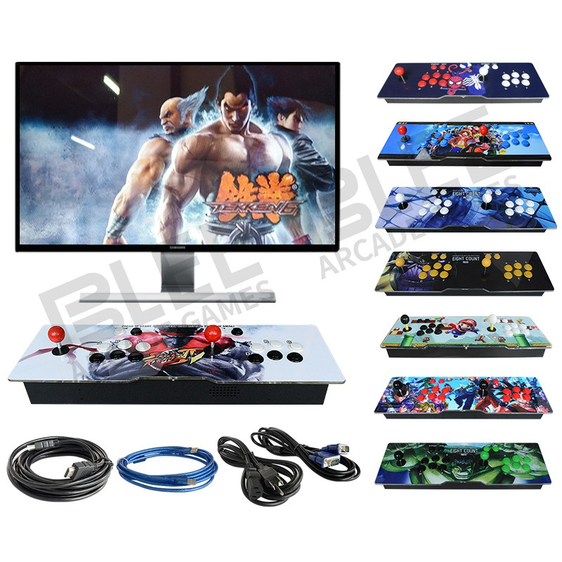 BLEE-Pandora Box 3 Arcade Supplier, Pandoras Box Console | Blee-1