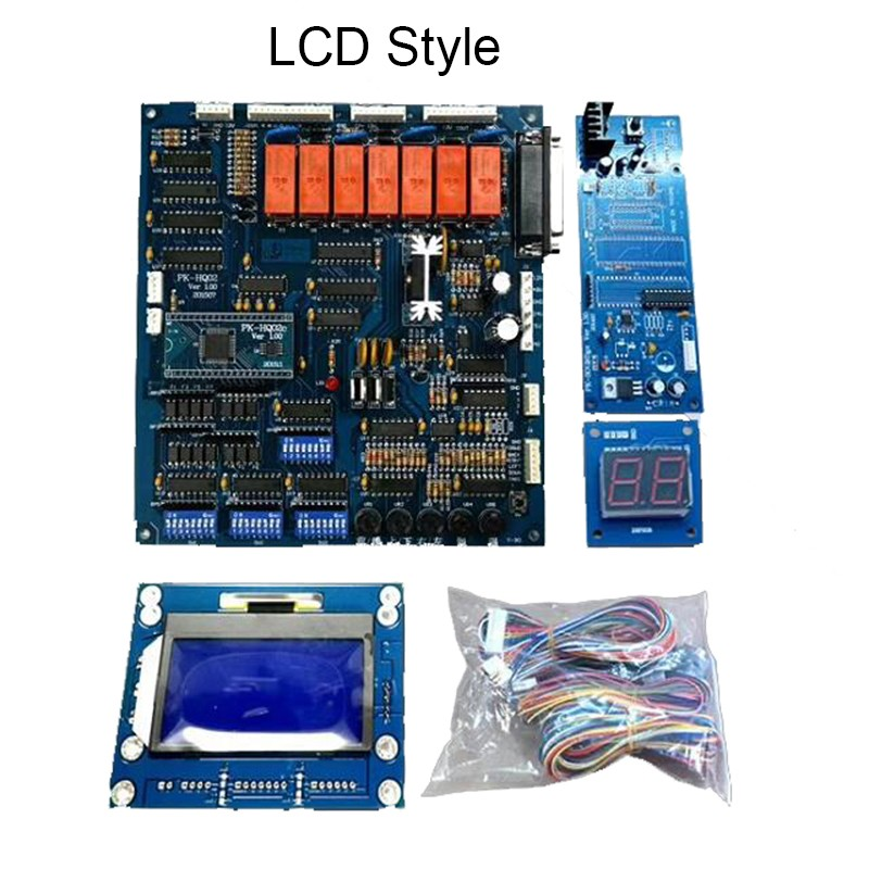 BLEE-Arcade Control Panel Kit Manufacturer, Upright Arcade Cabinet Kit | Blee-7