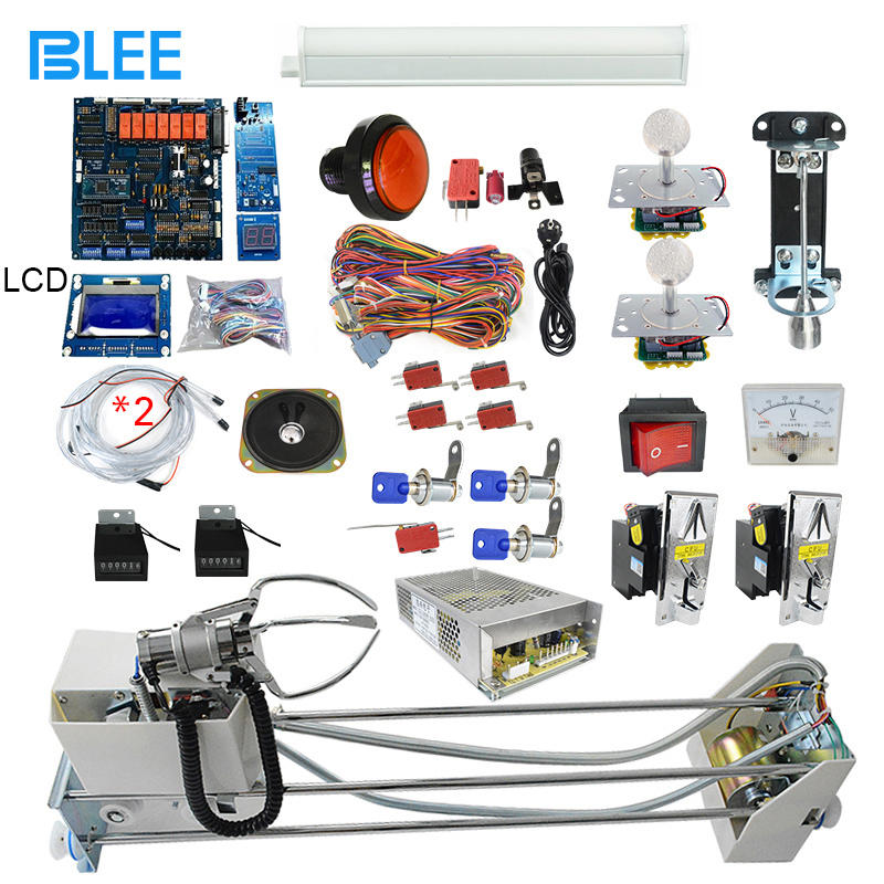 New PCB Doll Machine parts crane claw game machine arcade control panel kit crane game mother Board