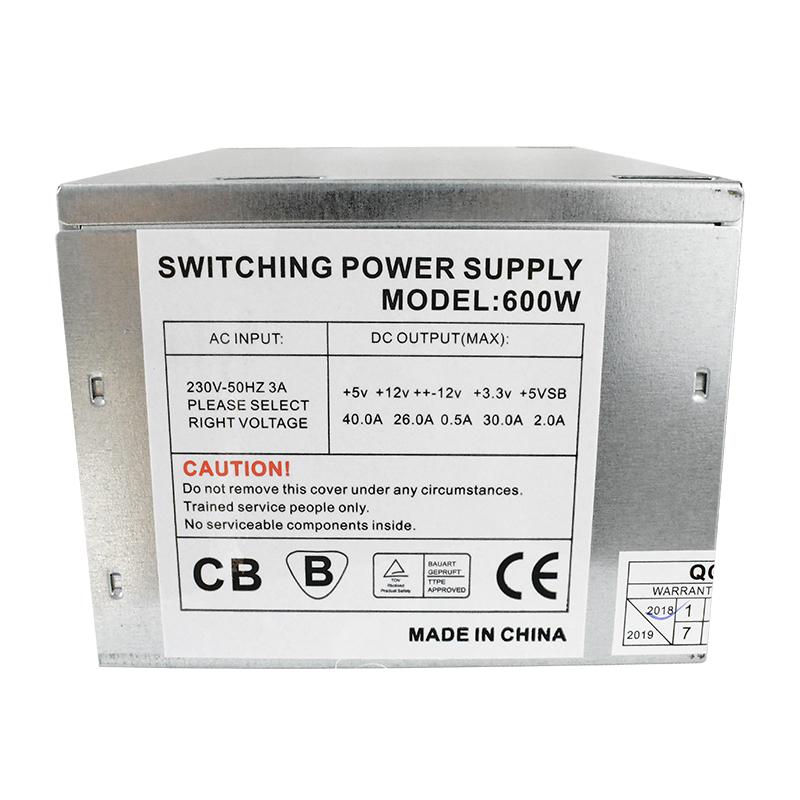 BLEE-Atx 12v Computerdesktoppc Power Supply, 230w, Psu, Oem Power Supply-blee-1