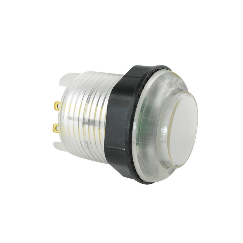 Wholesale high quality arcade buttons kit 28mm light switch button led illuminated push button switch