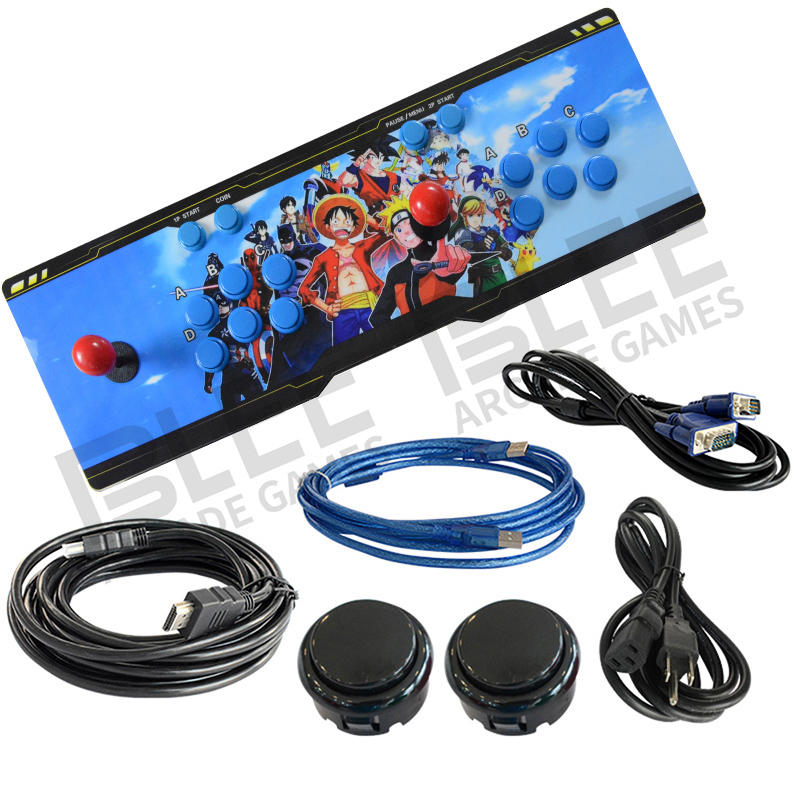 Family version arcade pandora's box 4 console KOF fashion arcade game machines