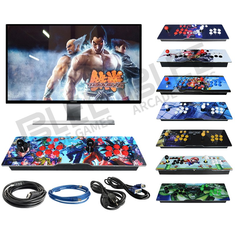 BLEE-Bulk Pandoras Box Arcade Kit Manufacturer, Arcade Video Game Console | Blee-1