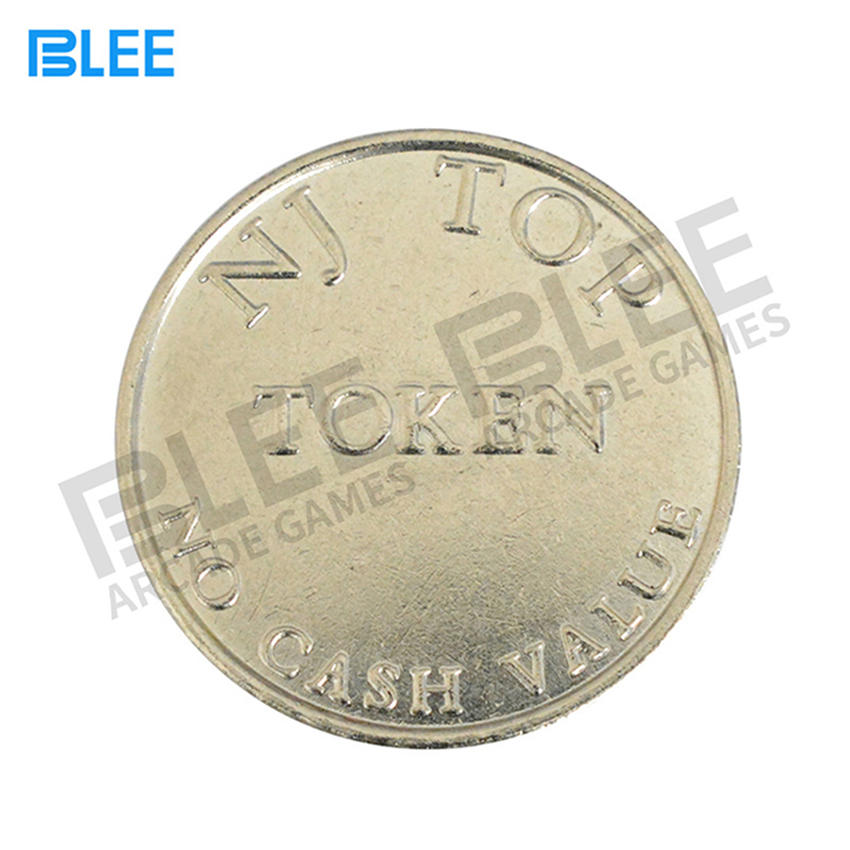 Custom coins tokens metal game coins for vending machine slot casino coin operated token