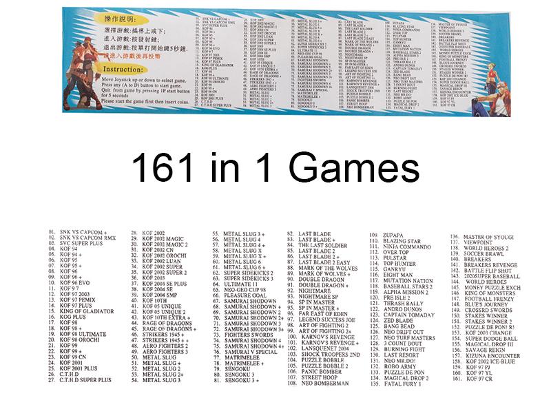 BLEE-Pandoras Box Arcade 4, Arcade Pandoras Box Price List | Blee-1