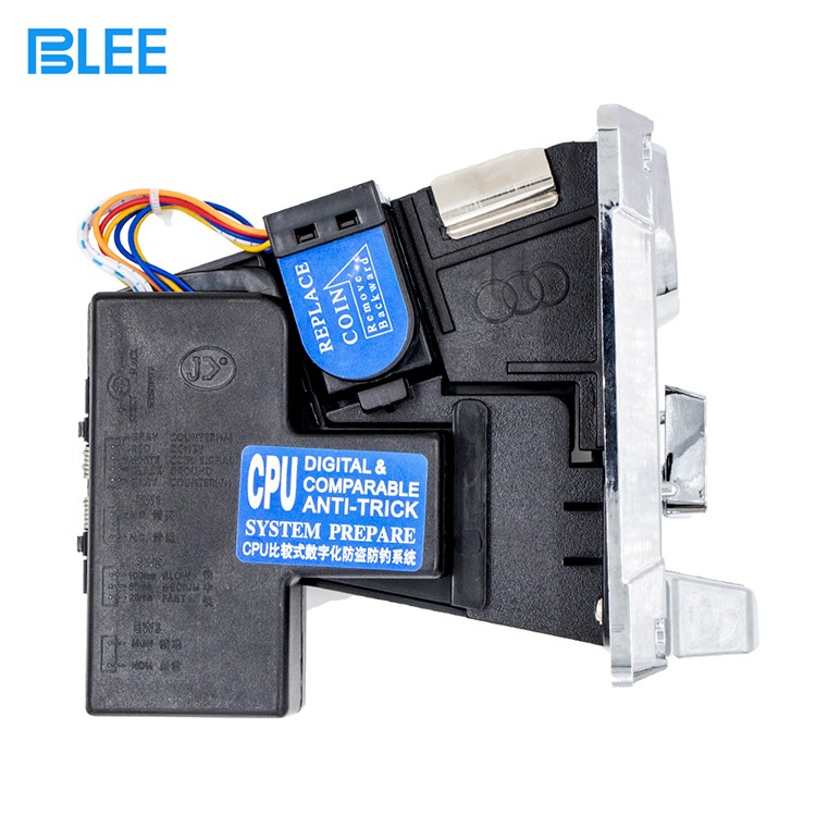 BLEE-Electronic Coin Acceptor Supplier, Coin Acceptor Machine | Blee