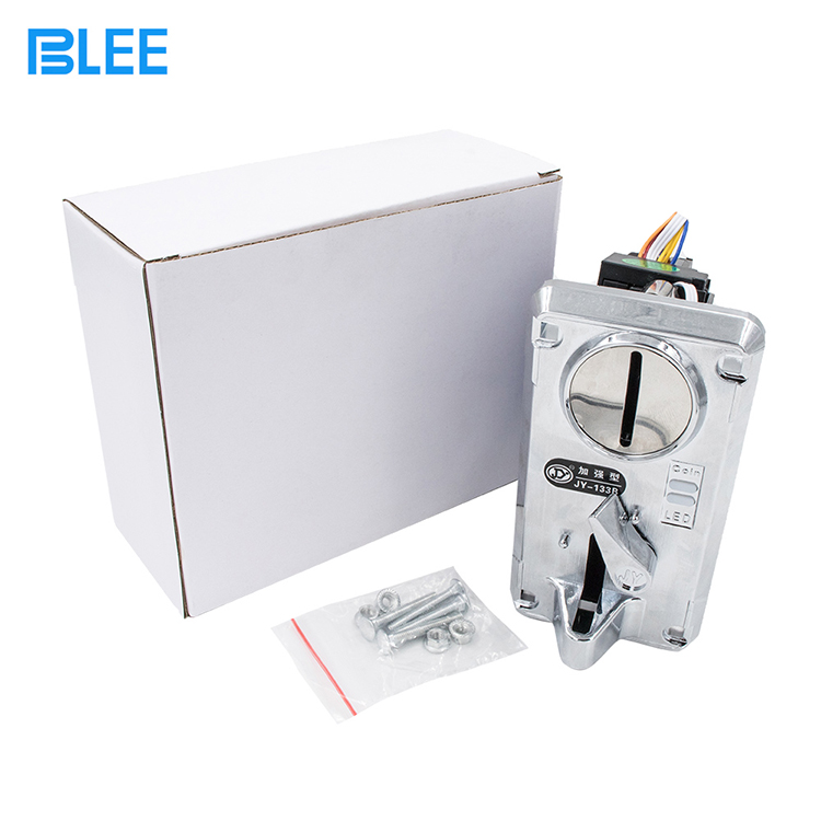 BLEE-Electronic Coin Acceptor Supplier, Coin Acceptor Machine | Blee-2