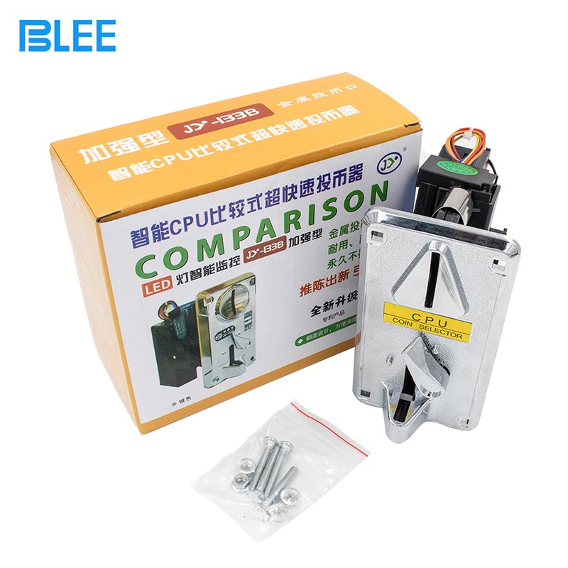 BLEE-Coin Acceptors Inc Supplier, Coin Acceptor | Blee-2