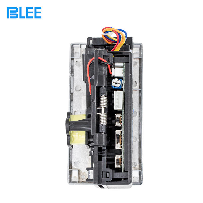 Coin acceptor manufacturer Wholesale price electronic Multi coin CPU coin selector