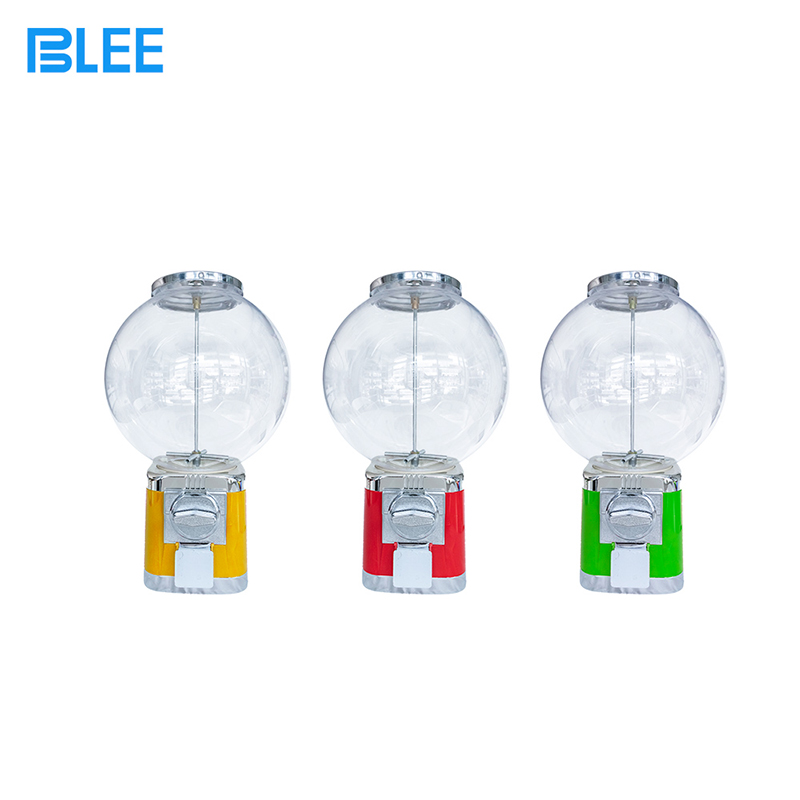 product-BLEE-Coin Token Operated Twist Egg Push Prize Candy machine Capsule Toy Giant Gashapon Gift