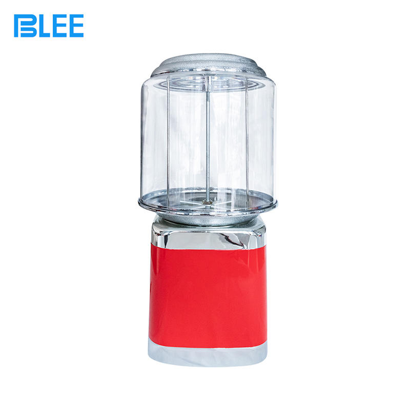 Coin Operated Plastic Gift Twist Egg Push Prize Mini Toy Capsule Vending Game Candy Dispenser Machine Sale