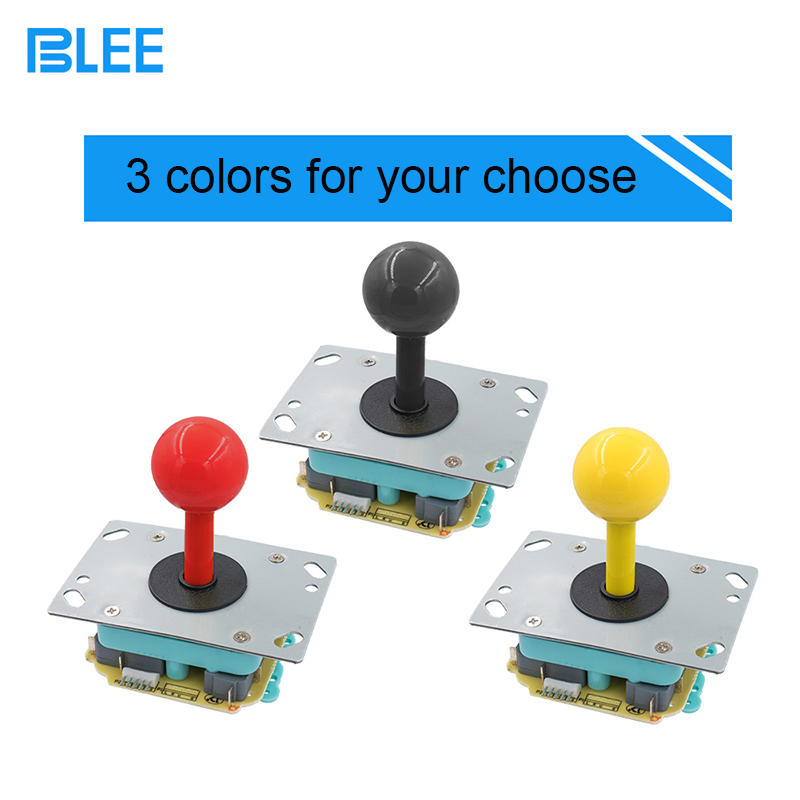 Joystick Long shaft 4 ways and 8 ways joystick arcade machine parts arcade joystick and buttons with Microswitch