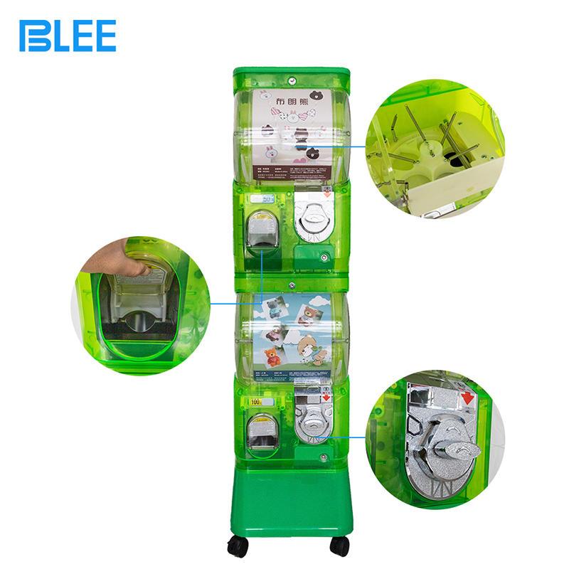 High quality gashapon toys prize machine toy capsule vending machine