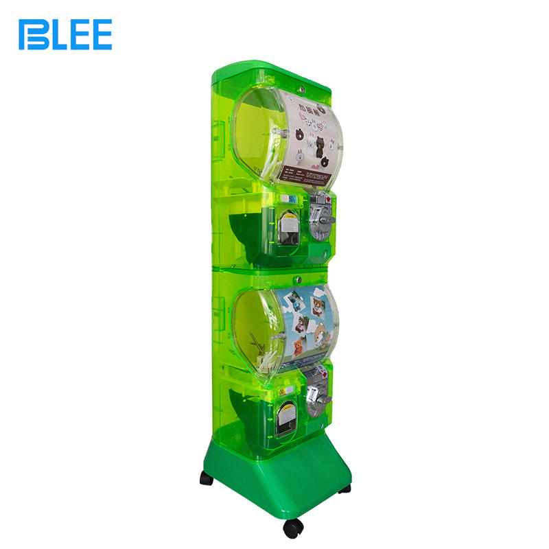 High quality gashapon toys prize machine toy capsule vending machine