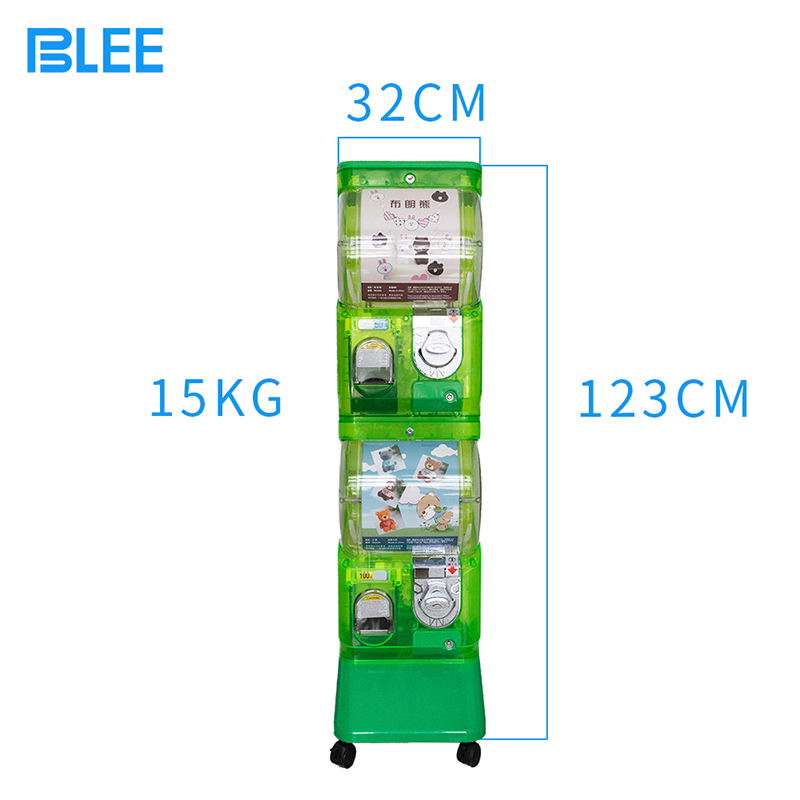 product-BLEE-High quality gashapon toys prize machine toy capsule vending machine-img