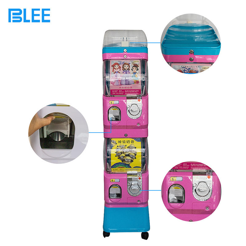 2019 Hot Product Bouncing Plastic Ball Gashapon gumball Toy Vending Machine