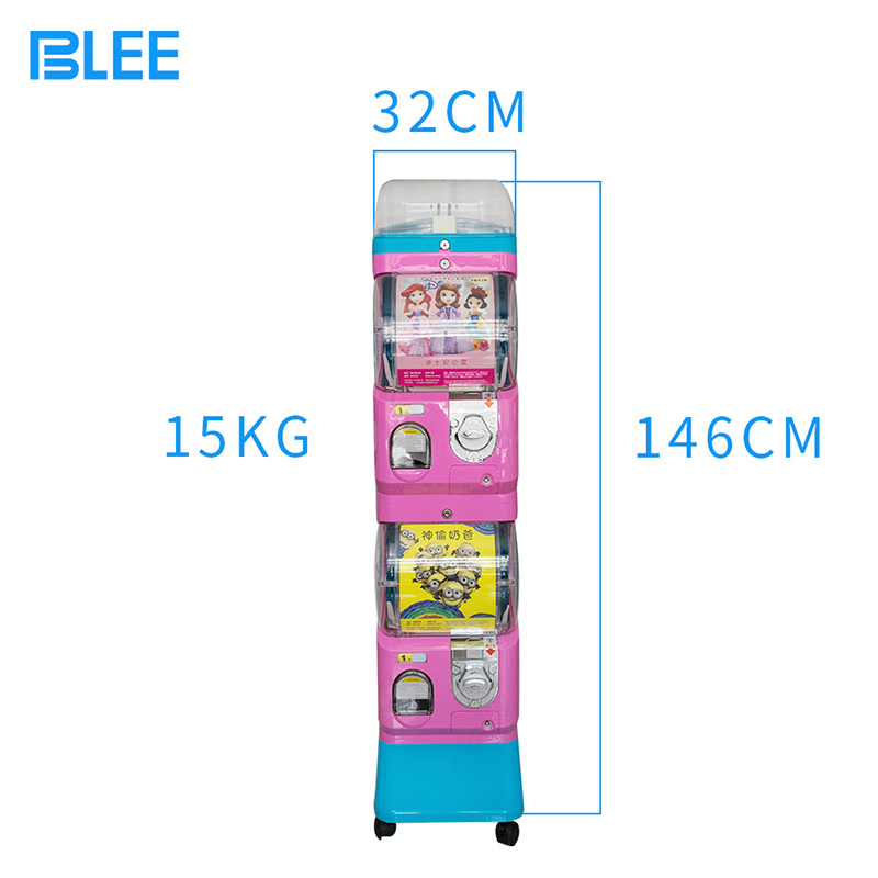 product-2019 Hot Product Bouncing Plastic Ball Gashapon gumball Toy Vending Machine-BLEE-img