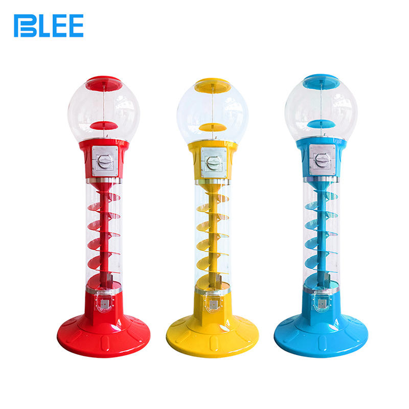 Wholesale Coin Vending Machine In Philippines Table Top Gashapon Egg Ball Spiral Vending Machine