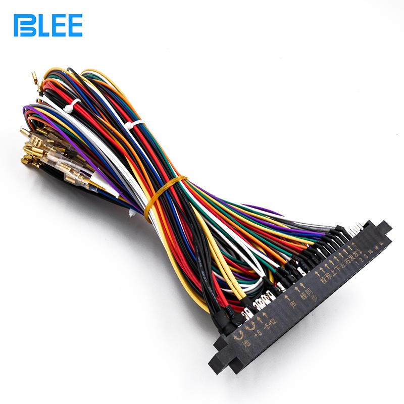 28 Pin Wiring Harness Jamma Wire For Arcade Cabinet | Blee Jamma Wiring Loom Harness Cabinet Full on electric harness for loom, warping a 4 harness loom, wiring loom sleeve,