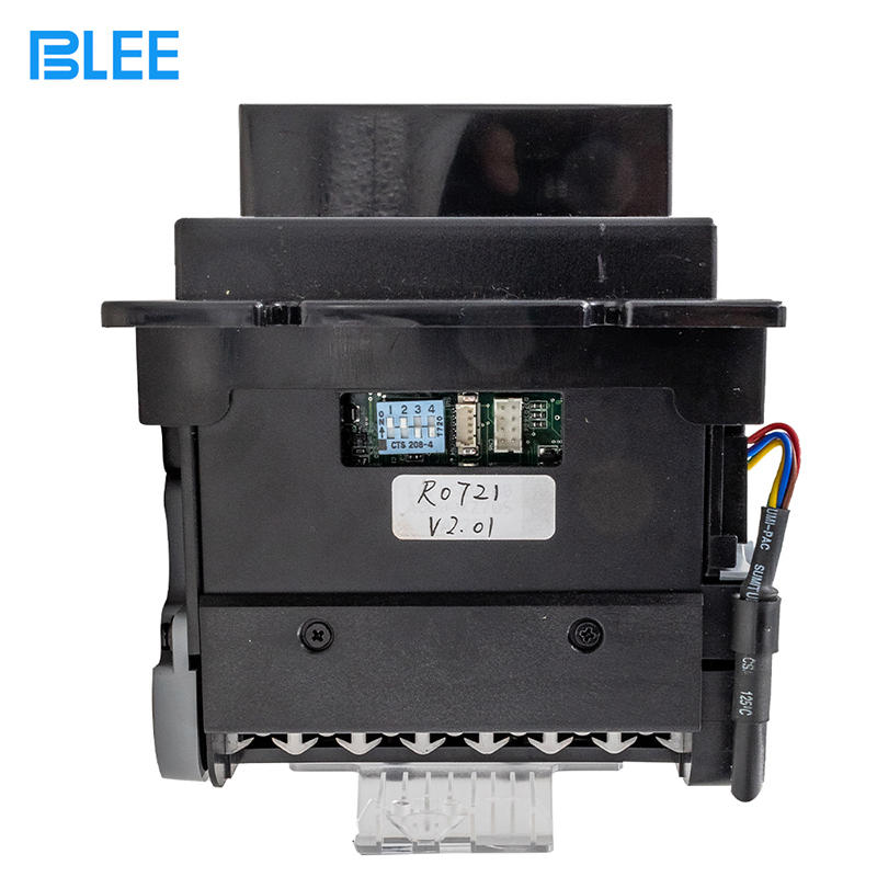 L83 high quality arcade game machine bill acceptor for washing vending machine