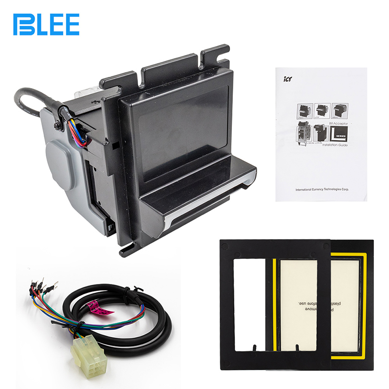 product-L83 high quality arcade game machine bill acceptor for washing vending machine-BLEE-img