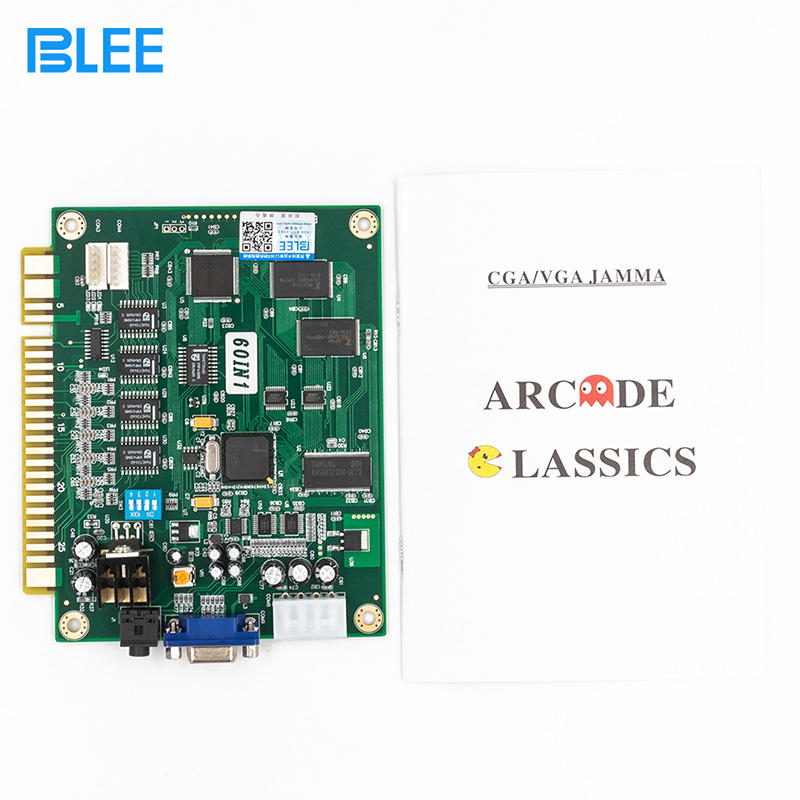 60 in 1 multi arcade game board Vertical Screen games for Cocktail Table Machine with VGA and CGA output