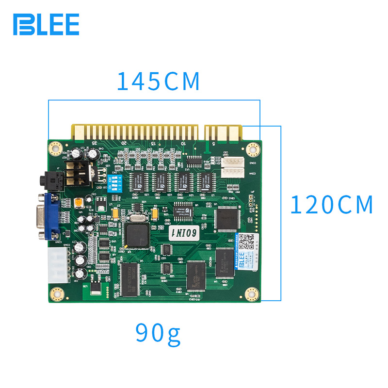 product-BLEE-60 in 1 multi arcade game board Vertical Screen games for Cocktail Table Machine with V
