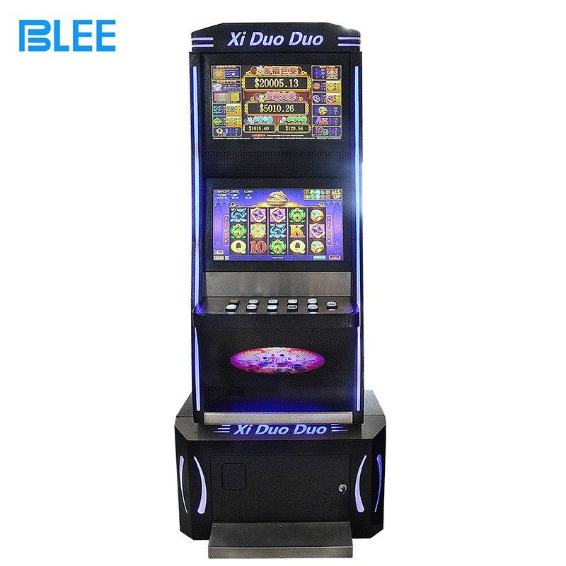 video-Factory price coin pusher slot casino game machine coin operated games machines-BLEE-img