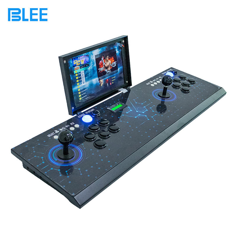 Family 2199/2600/2448 in 1 Mini Arcade Game Console video game Box 6 Fighting Arcade Games Machine For Sale