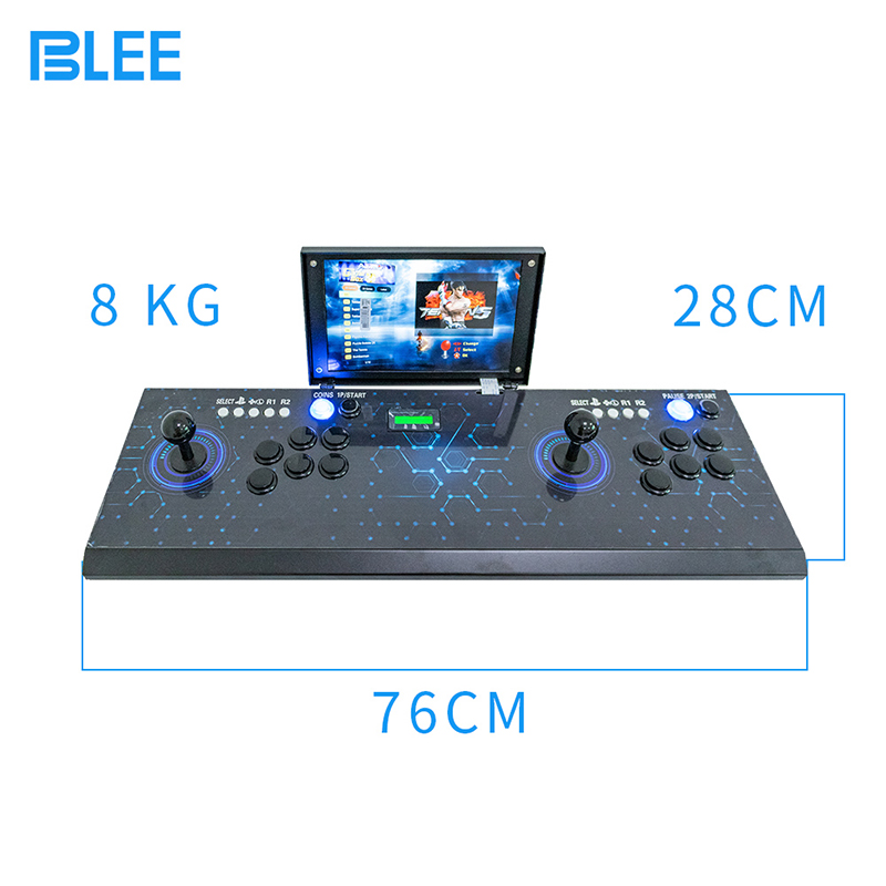 product-BLEE-Family 219926002448 in 1 Mini Arcade Game Console video game Box 6 Fighting Arcade Game