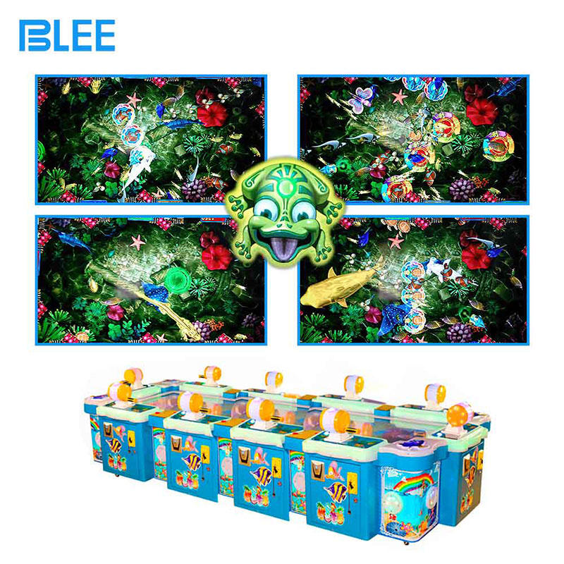 Earn Money Hot Sale  Arcade Game Slot Fish Board Ocean King Game Kits Fishing Game Machine For Sale
