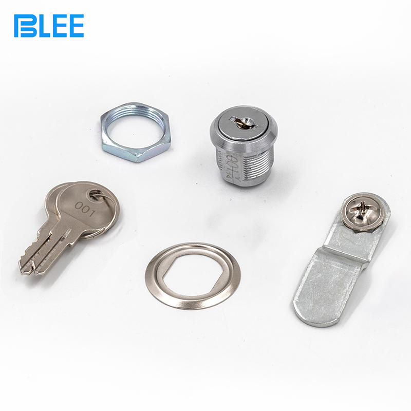 Tubular Cam Lock For Vending Machines With High Security