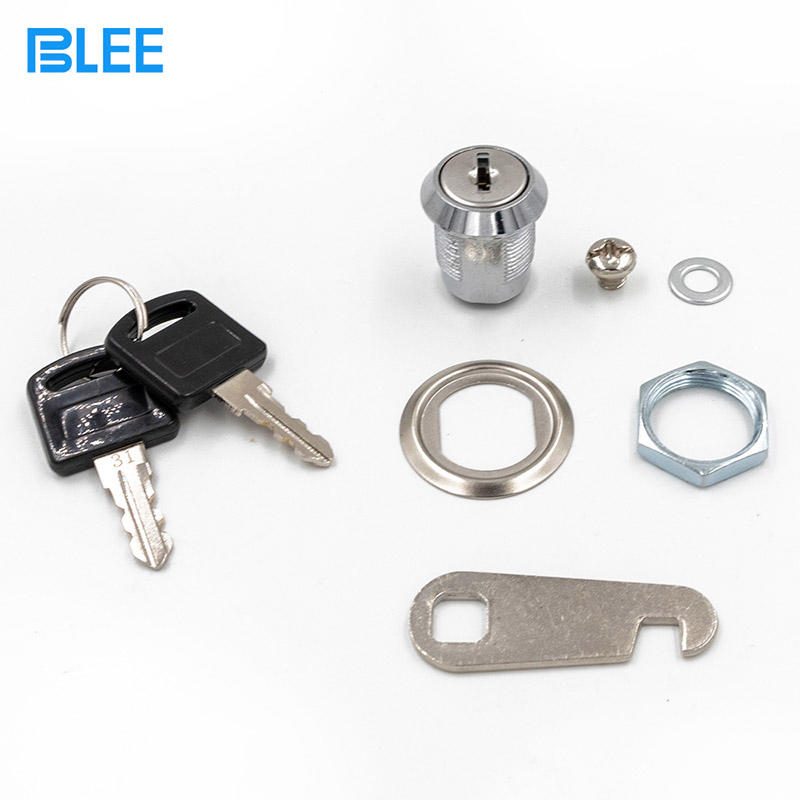 Electric Cabinet Door Cam Lock Cylinder 16mm Small