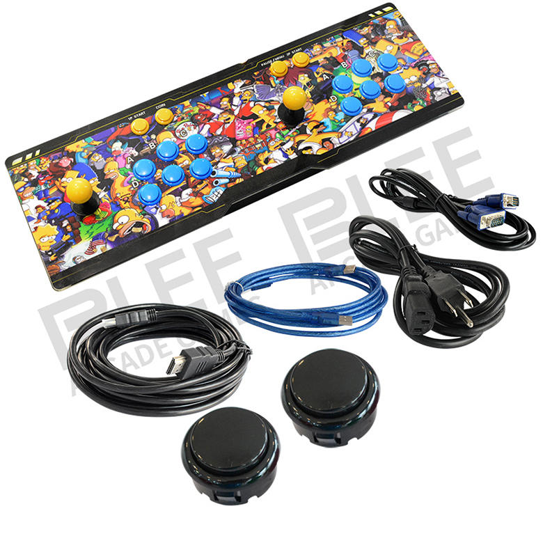 Pandora 9S 3D Arcade Video Game Console Game System