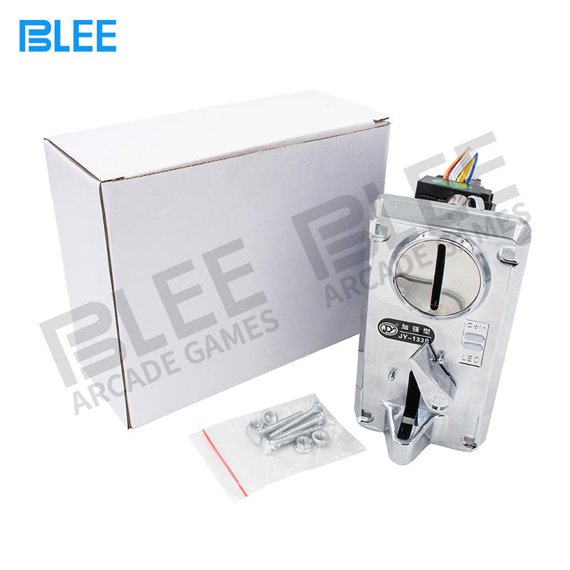 Electronic Coin Acceptor CPU Comparison Multi Coin Selector Mechanism Accepter Jamma Arcade Games Parts