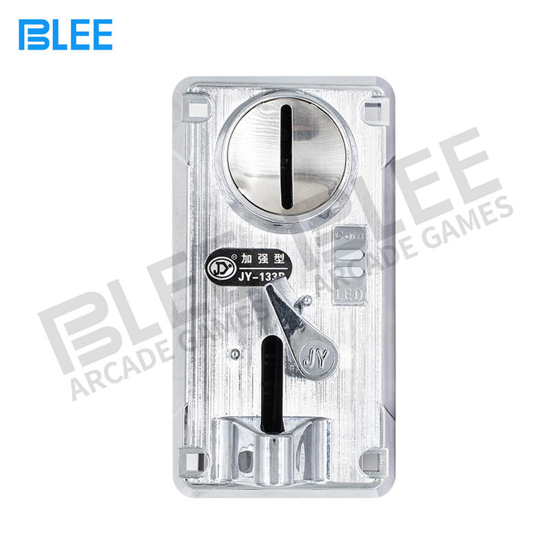 Electronic Coin Acceptor CPU Comparison Multi Coin Selector