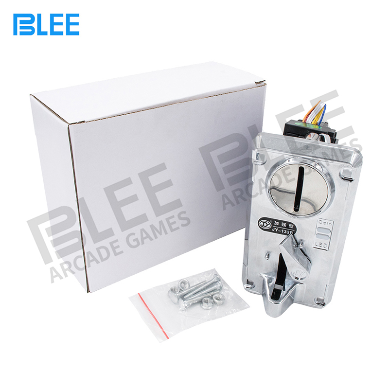 product-BLEE-Electronic Coin Acceptor CPU Comparison Multi Coin Selector Mechanism Accepter Jamma Ar