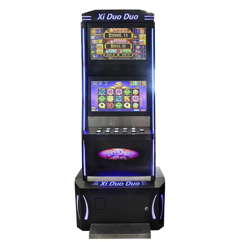 2020 Hot Sale Casino Mario Video Slot Game Machine for Sale