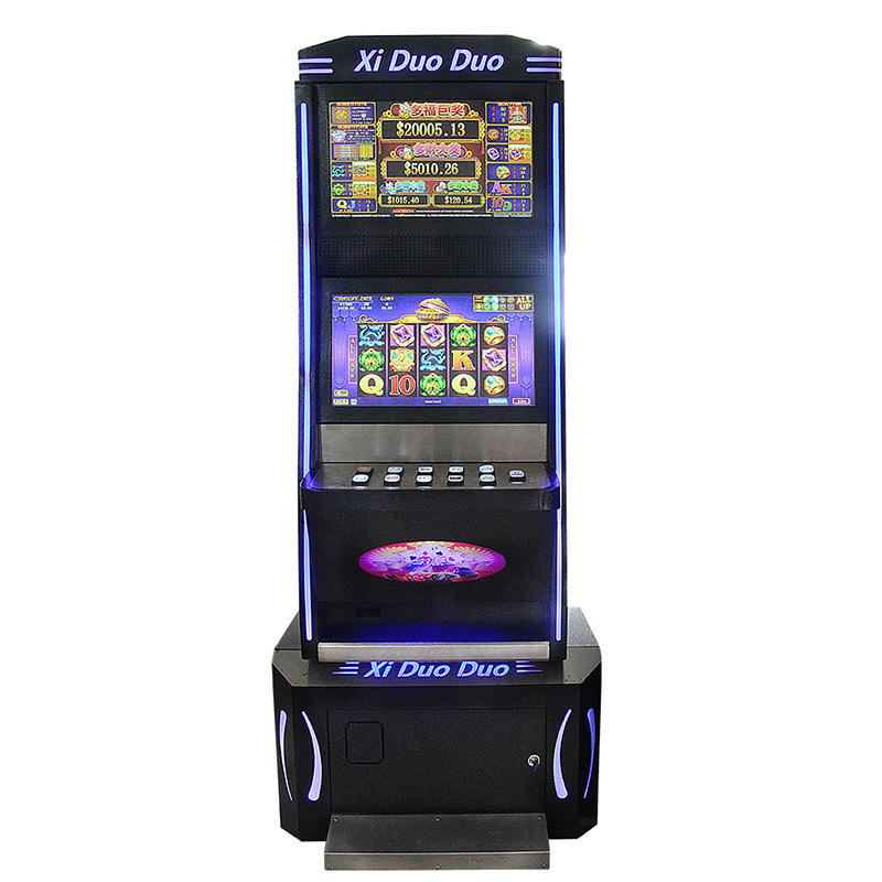 2020 Hot Sale Casino Mario Video Slot Game Machine for Sale