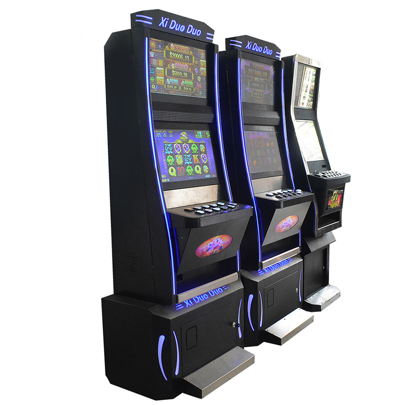 product-BLEE-2020 Hot Sale Gambing Machine Casino Mario Video Slot Game Machine for Sale-img
