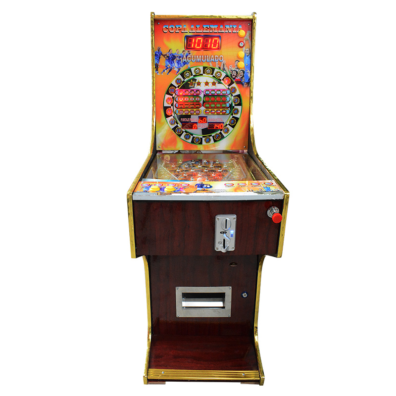 product-Coin Operated Gambling Pinball Game Machine Video Arcade Game Machine For Sale-BLEE-img
