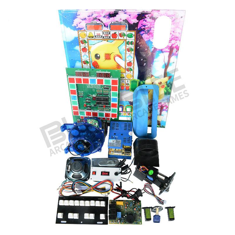 Fruit King Slot Machine Kits Coin Slot Machine Gambling Kit