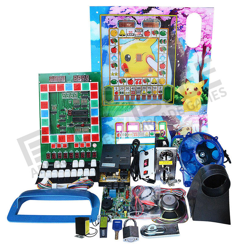Casino Slot Machine Direct Wholesale Mario Pcb Slot Machine Kit