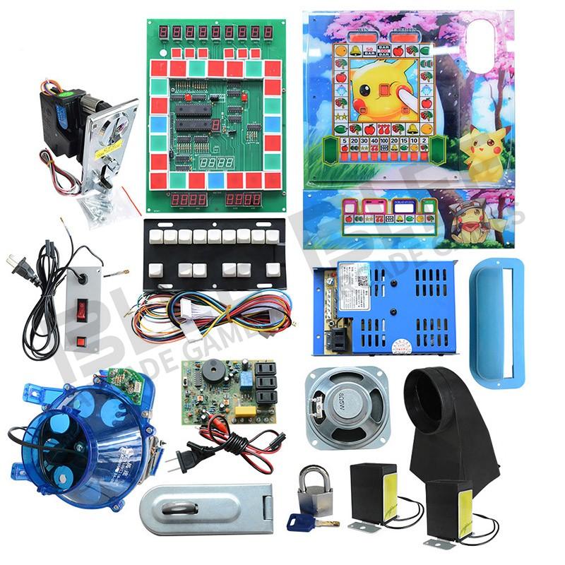 product-BLEE-Fruit King Slot Machine-img