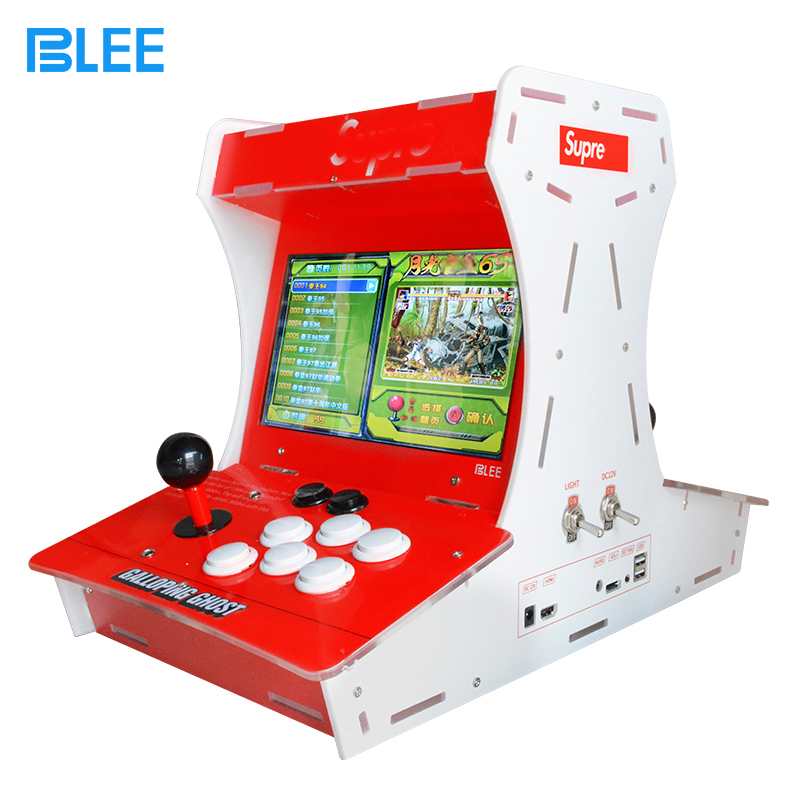 product-1660 in 1 Arcade Video Game Console Mini Game Customized 101 inch Mini Bartop Arcade Machine