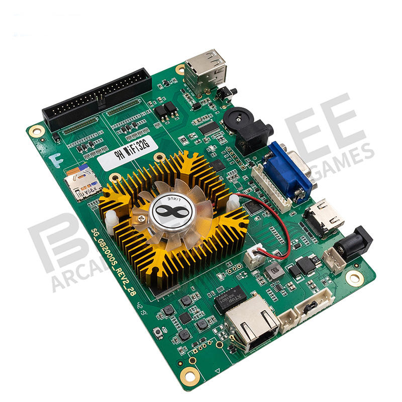 3288 in 1 PCB Motherboard for Fighting Game Machine