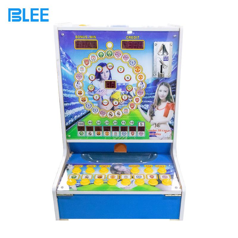 Coin Operated Mini Arcade Casino Games Slot Gambling Machine