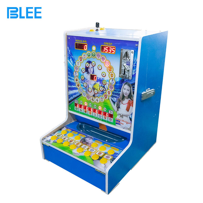 Coin Operated Mini Arcade Casino Games Slot Gambling Machine