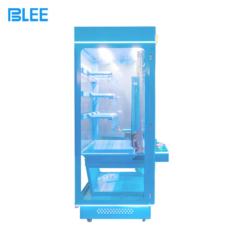 product-BLEE-2020 Colorful Park Master Key Claw Crane Machine-img