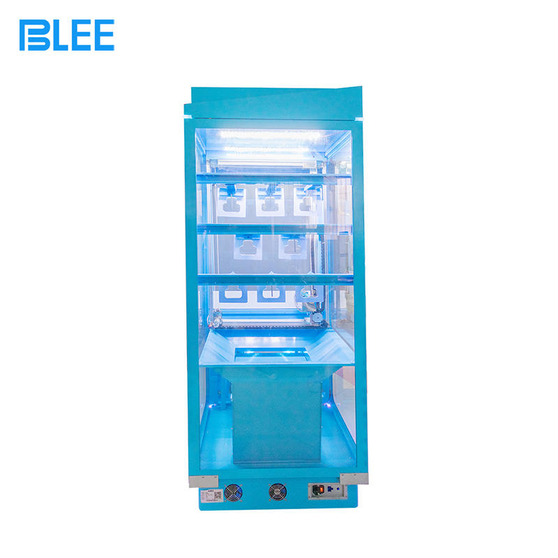 product-2020 Colorful Park Master Key Claw Crane Machine-BLEE-img-1